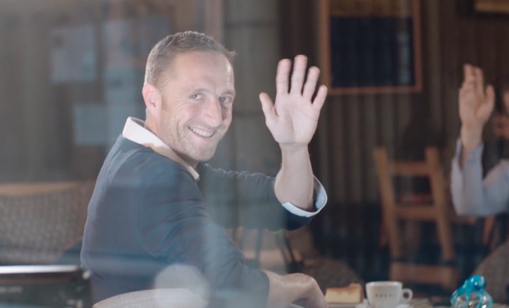 Xavier Lecomte CEO de Watcha : Interview par Le Progrès