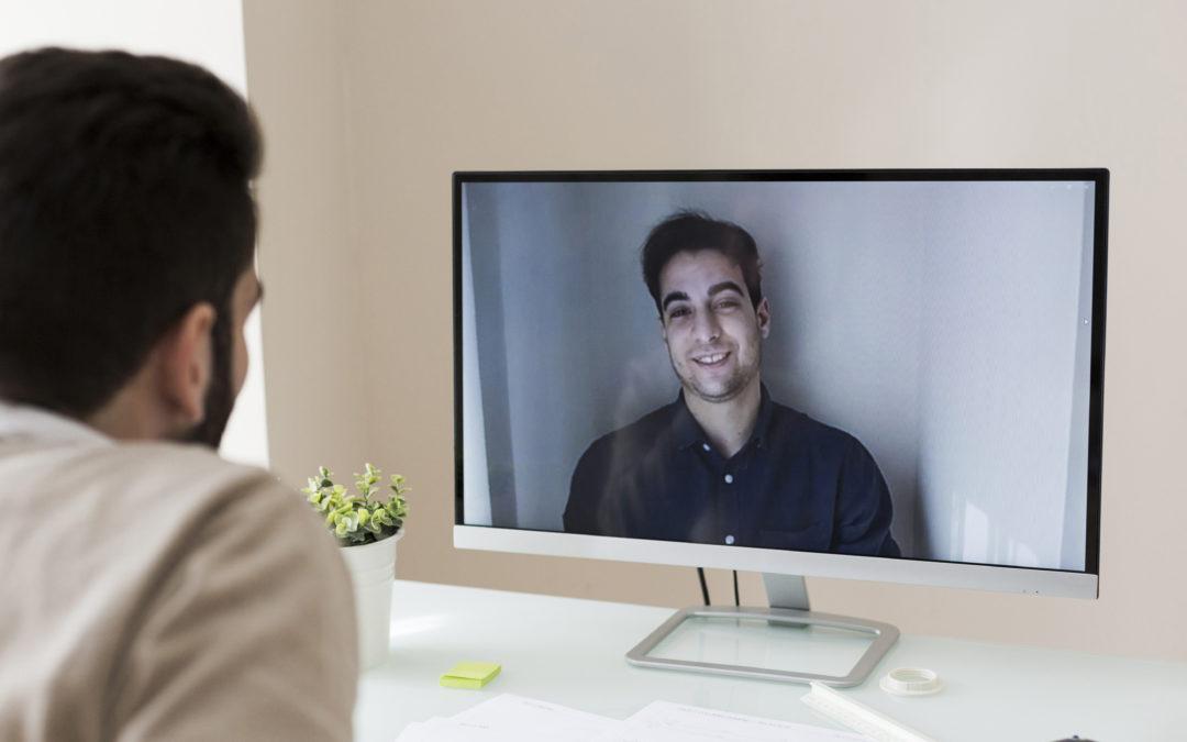 Visioconférence ou « réunion en ligne », quésaco ?