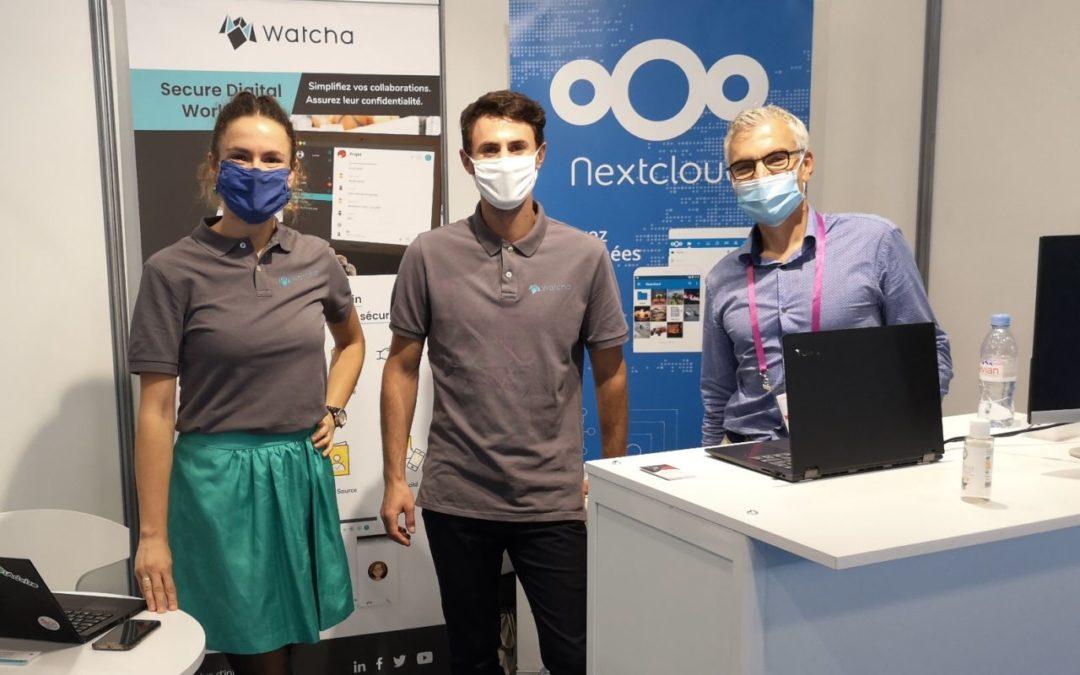 Digital Workplace Paris : Watcha & OpenDSI y participent